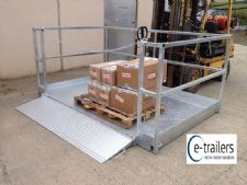 Container / Trailer / Lorry  Loading Platforms
